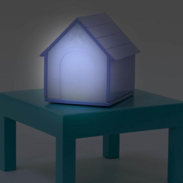 Glitter Girls Bedtime Pup Set Dog House Night Light & Table